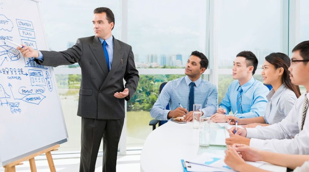 What and how to teach sales staff