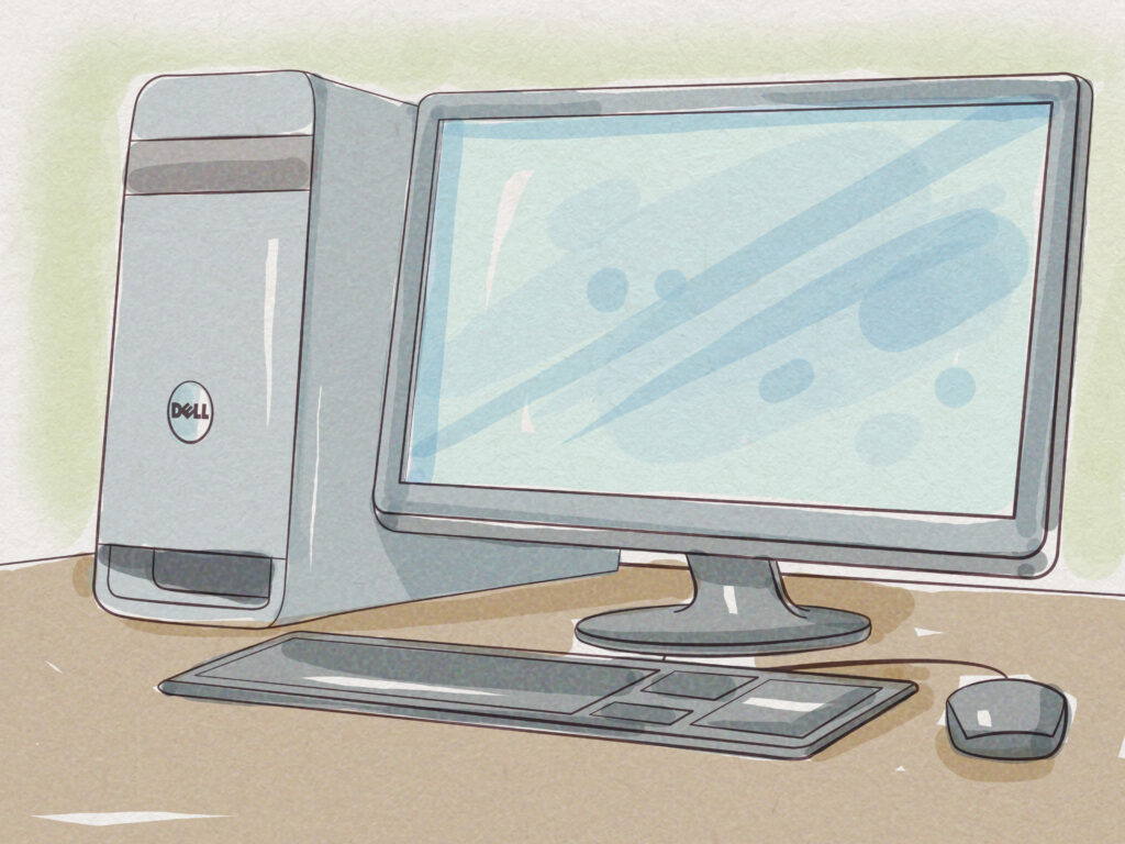 How to learn to work quickly on a computer