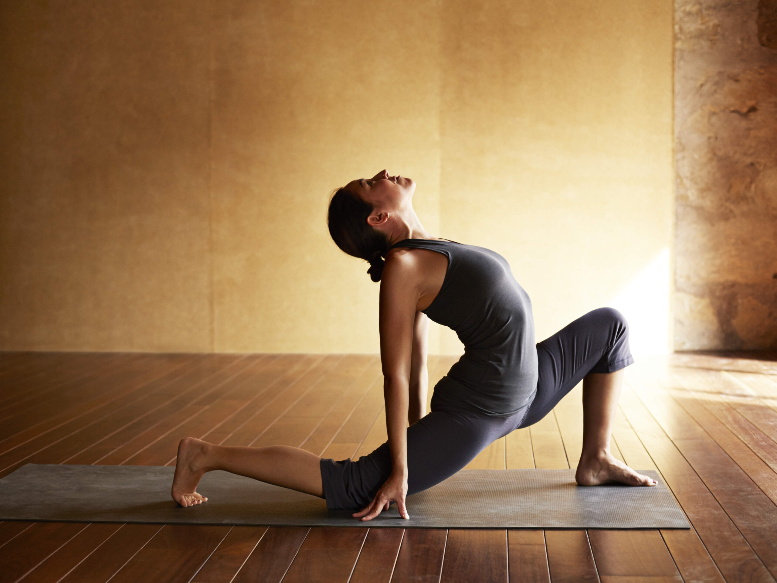 Hatha Yoga: health and development without violence